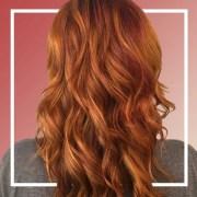 pumpkin spice hair 7