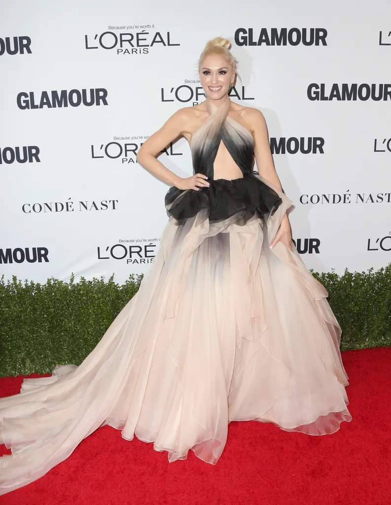 Women of the Year Honoree Gwen Stefani