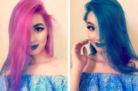 This Color-Changing Hair Is the Most Magical Instagram ...