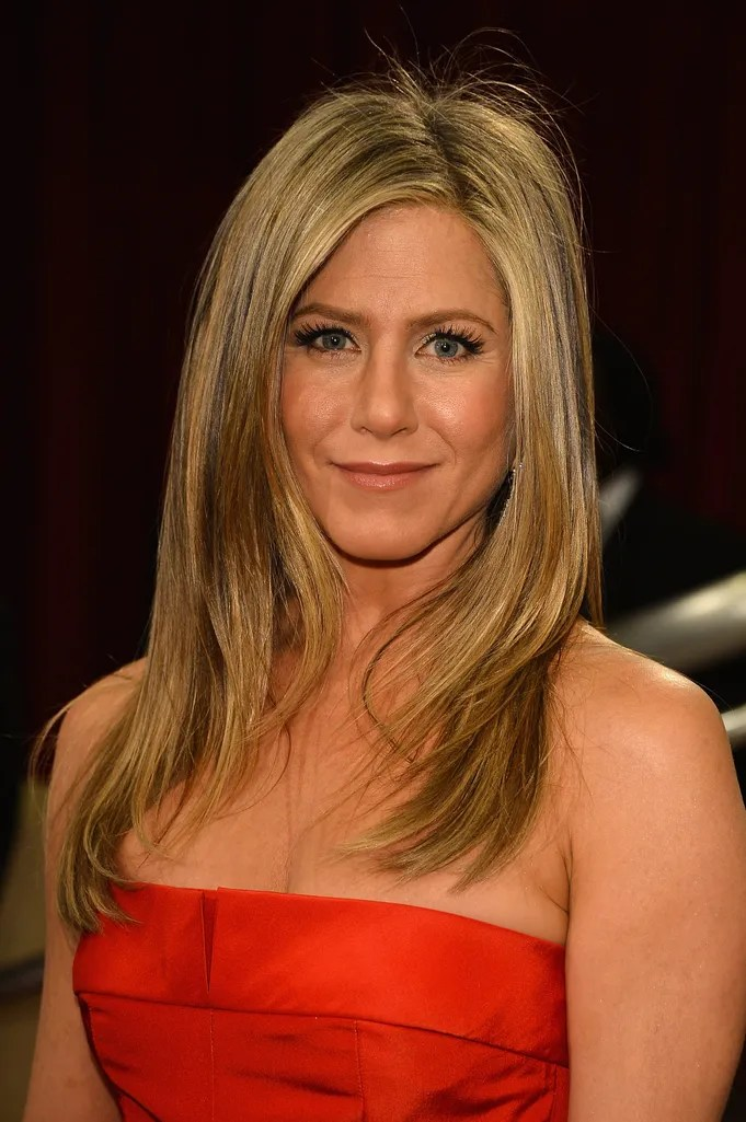 Jennifer Anistons Hair Evolution Proves Shes Never Had A