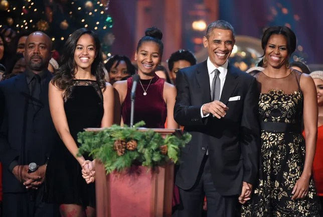 The Obama Family Released Their Final White House