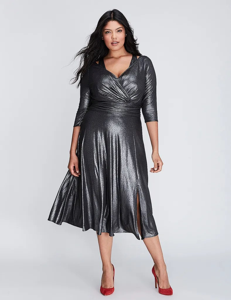 22 of the Best PlusSize Holiday Dresses on the Internet  Glamour
