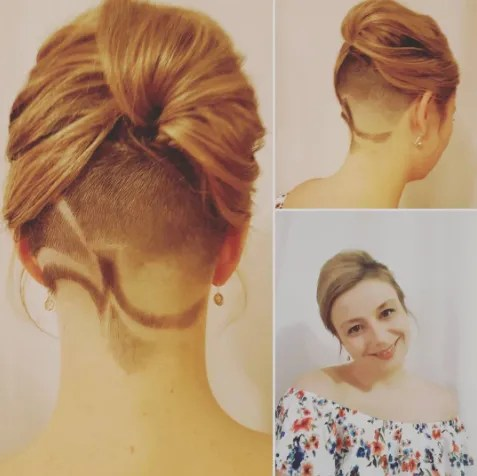 30 Hideable Undercut Hairstyles For Women You'll Want To Consider