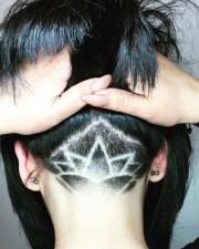 hideable undercut hairstyles