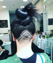 hideable undercut hairstyles