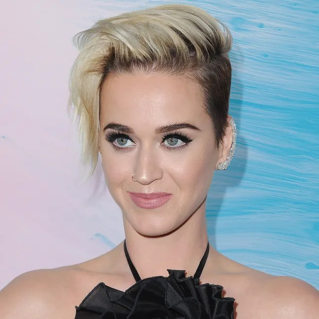 Katy Perry Just Committed To Her Pixie Haircut By Going Shorter