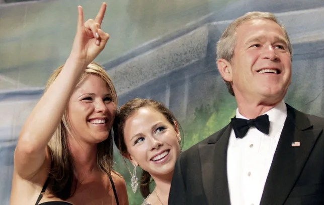 No Former President George W Bush Is Not a Feminist