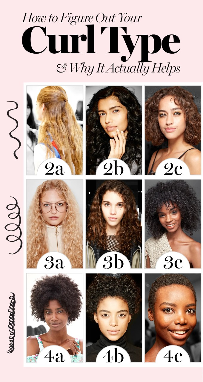 how to figure out your curly hair type and why it actually helps