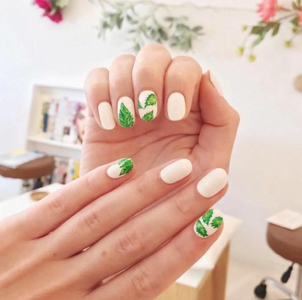 Cute Mismatched Nail Art Ideas Summer 2017 Glamour