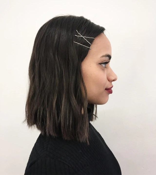 25 bobby pin hairstyles you haven't tried but should | glamour