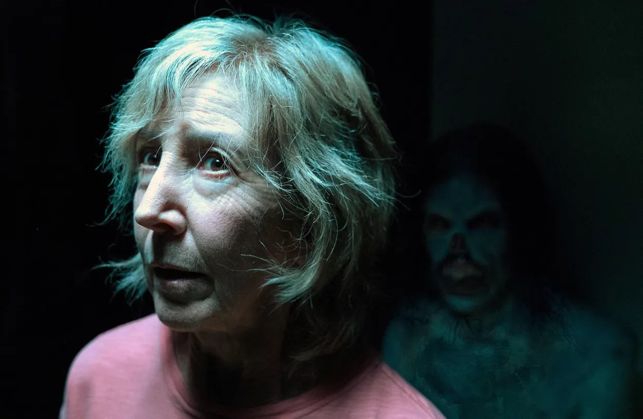 __*Insidious: The Last Key* (January 5)__