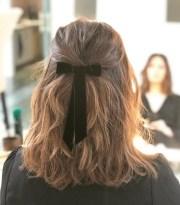 cute winter hairstyles 2017