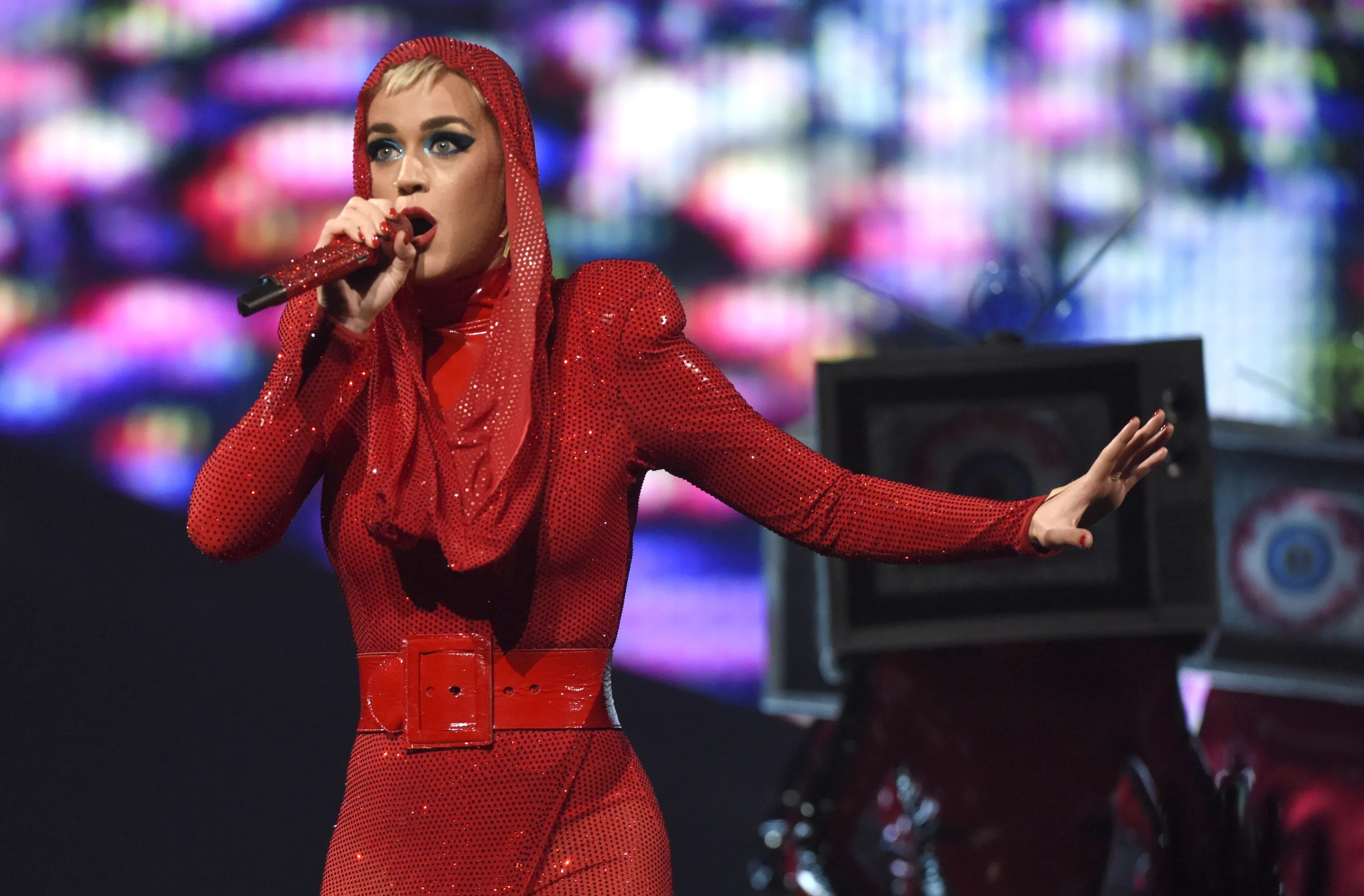 Shocking! Katy Perry Is Reportedly Banned From Entering China To Perform At The Victoria's Secret Fashion Show