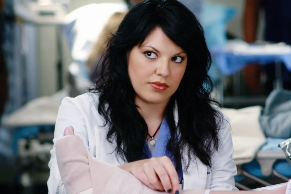 Callie From Grey's Anatomy