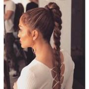 ponytail hairstyles 2018