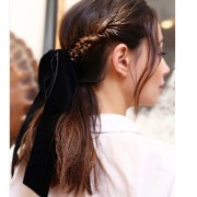 ponytail hairstyles 2018