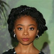 cute protective hairstyles