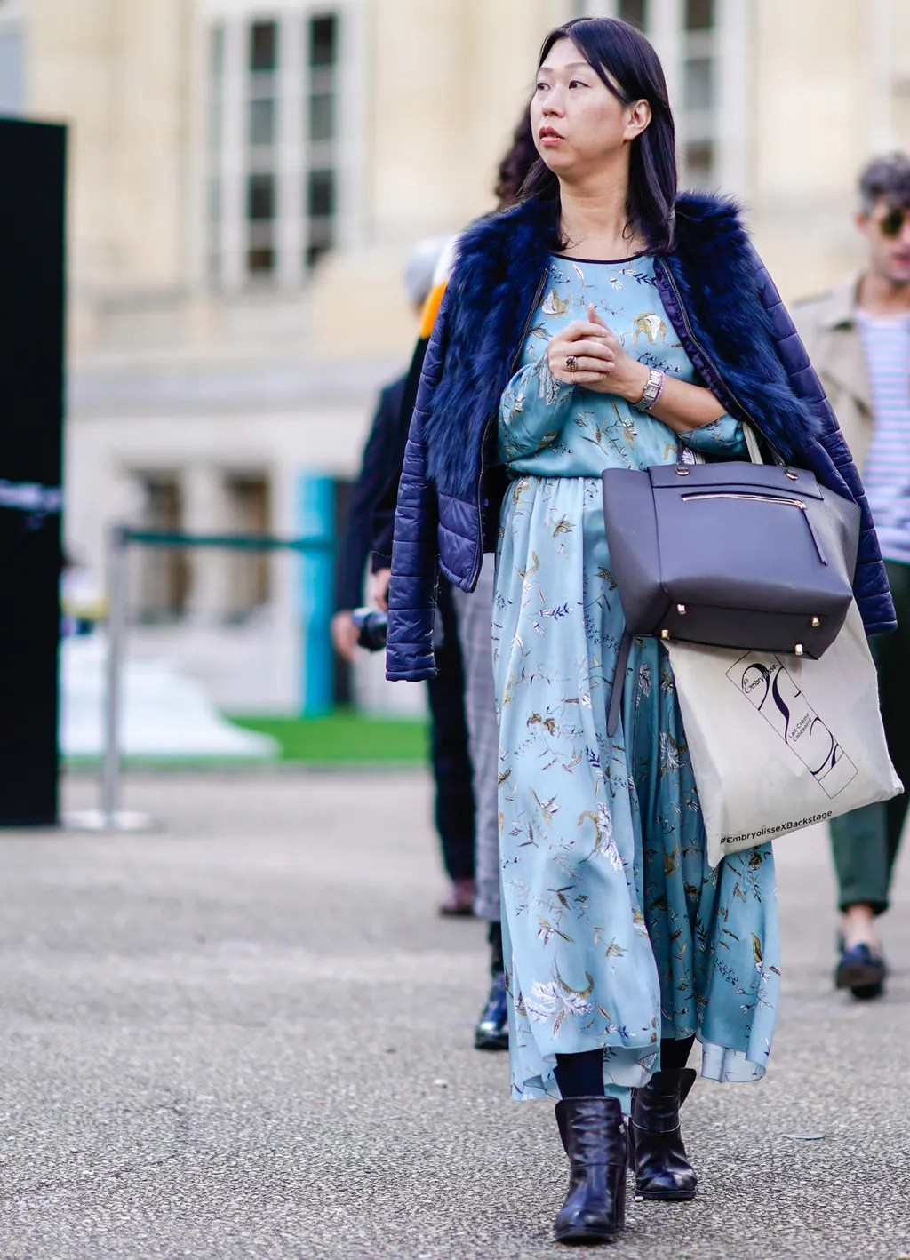 Spring 2018 Wardrobe Essentials: Midi Dress