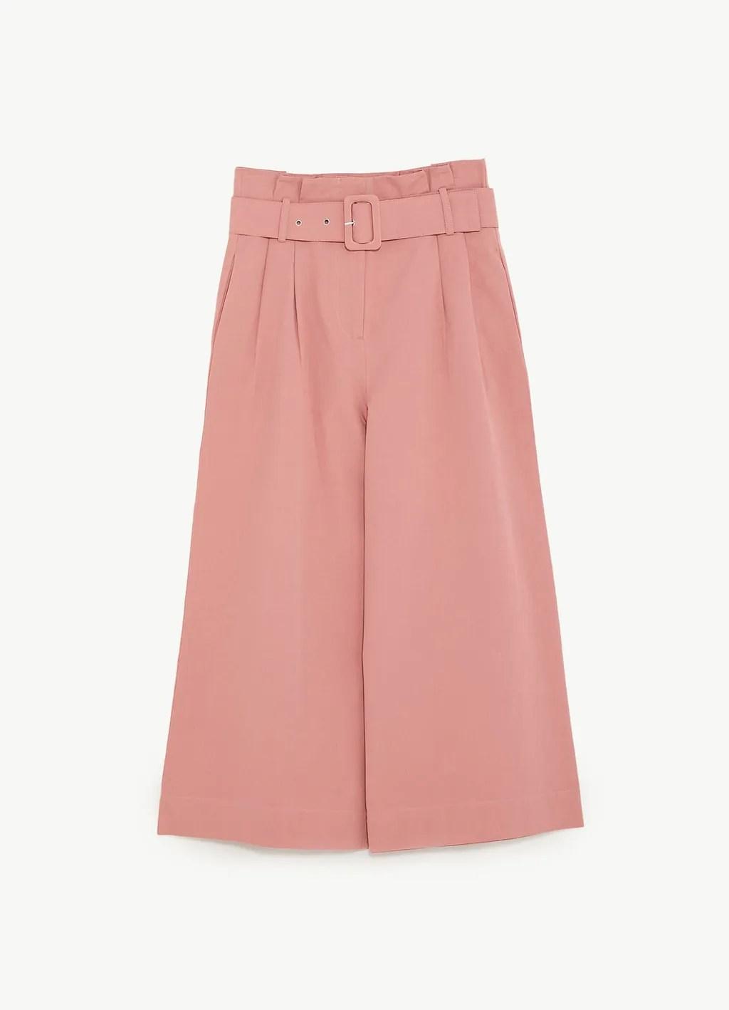 Spring 2018 Wardrobe Essentials: Belted Trouser