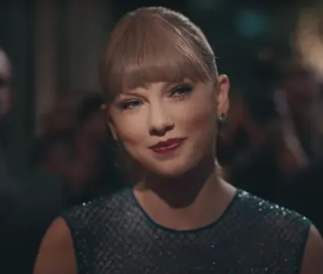 Some People Think Taylor Swifts New Music Video Copied A Famous Perfume Ad