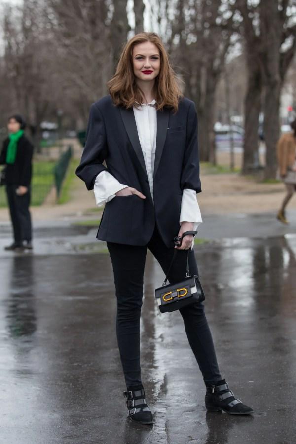 Outfit Ideas Wear White Shirt Fashion