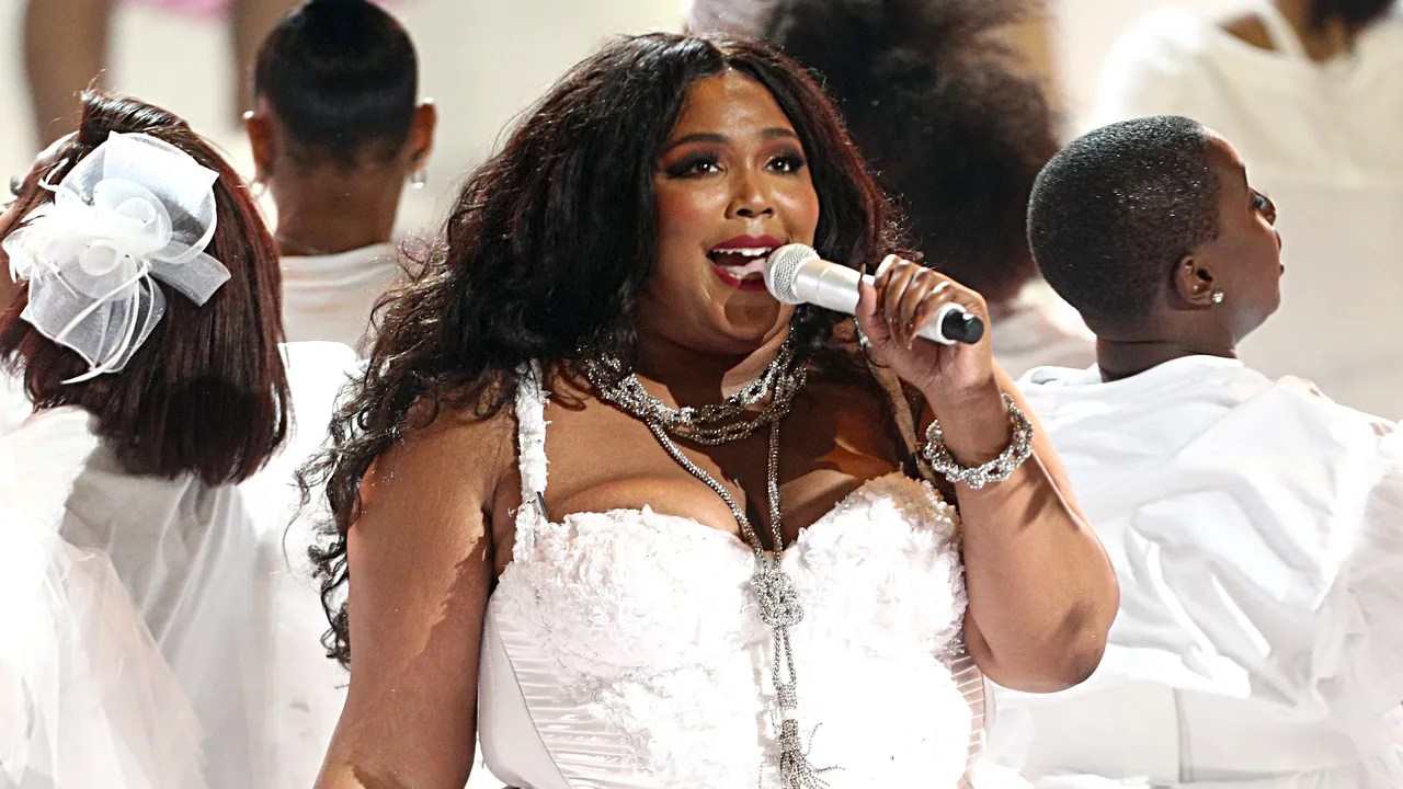 lizzo s performance at