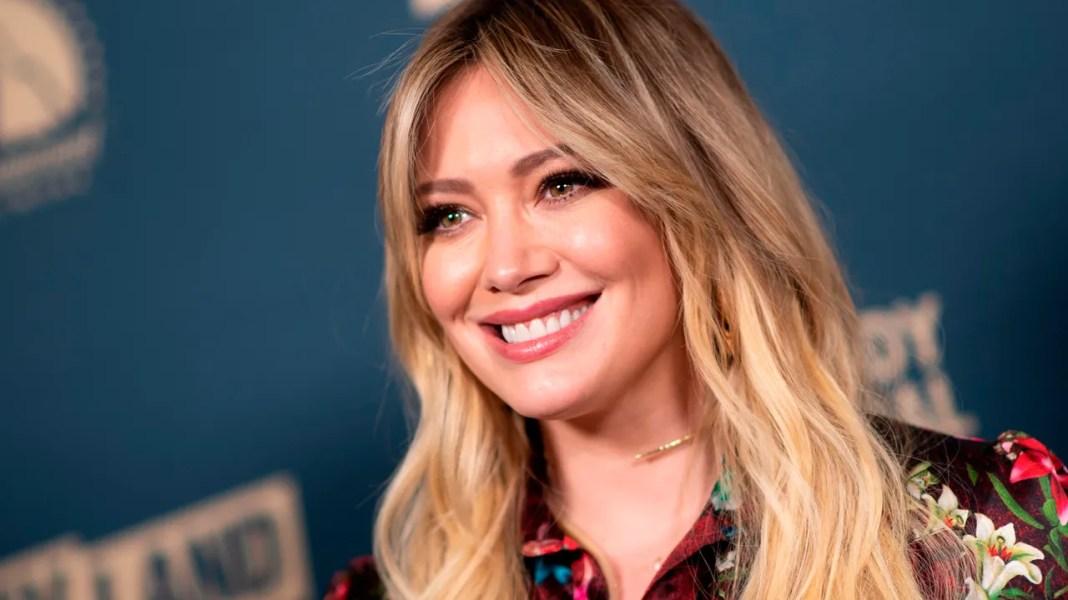 Hilary Duff el 29 de Junio del 2019.