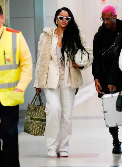 The Best Cozy Looks Inspired by Our Favorite Rihanna Outfits | Glamour
