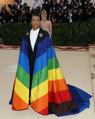 Lena Waithe attends Heavenly Bodies Fashion  the Catholic Imagination the 2018 Costume Institute Benefit at Metropolitan...
