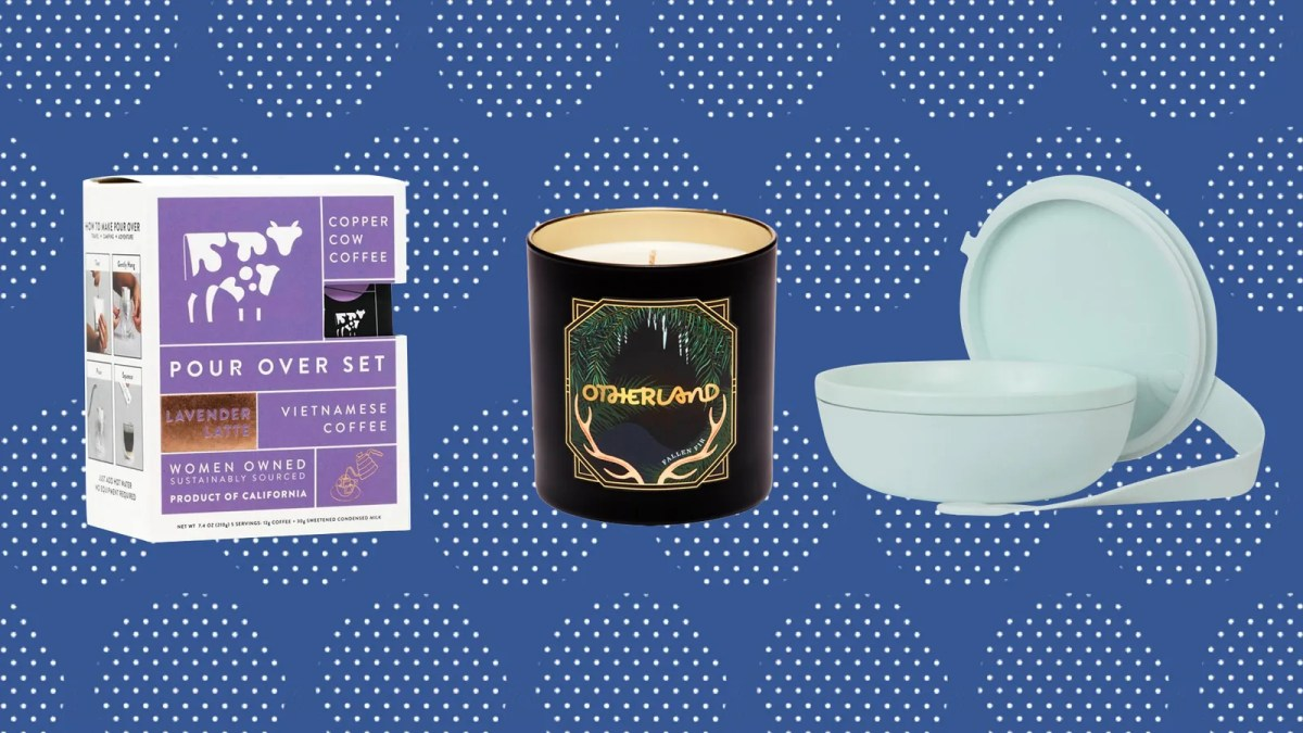 Up your gifting game with these unexpected (and affordable)