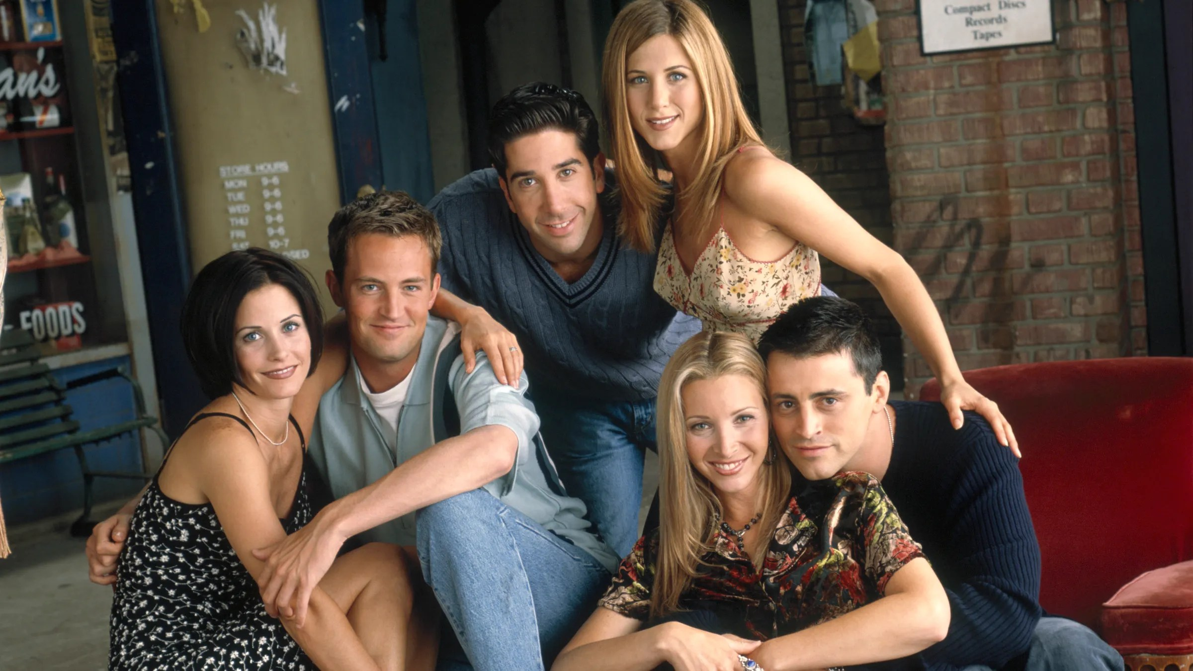 Friends Is Leaving Netflix For Good In January