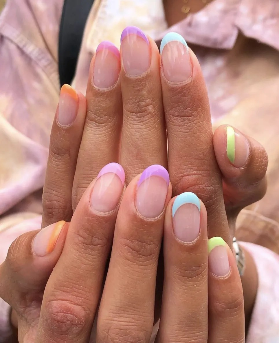 Pictures Of Cute Nails : pictures, nails, Ideas, 2021:, Designs, Glamour