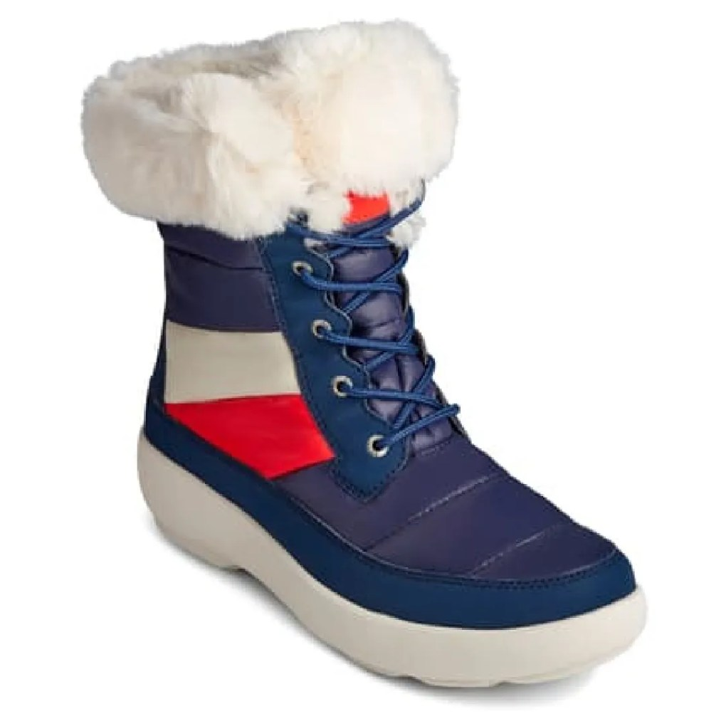 best winter boots: faux fur lined winter boots