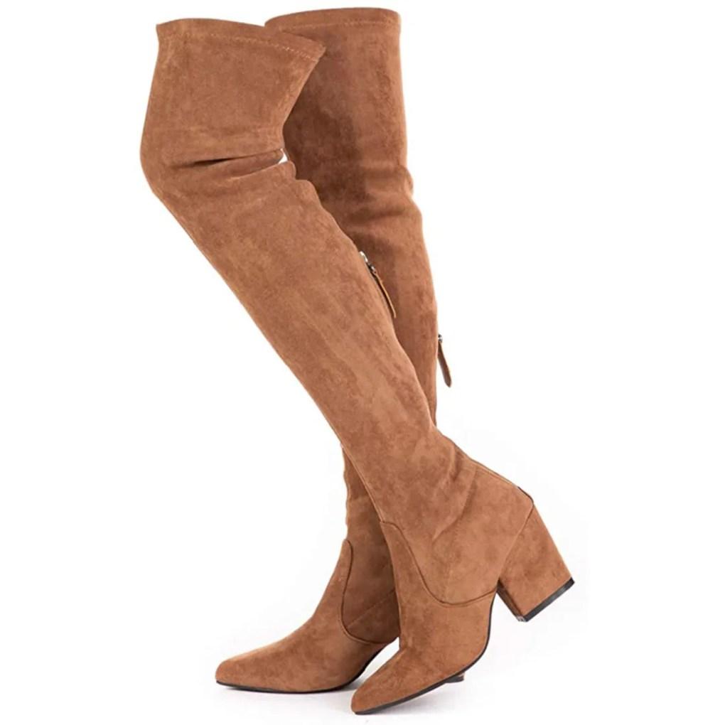 best winter boots: knee-high winter boots
