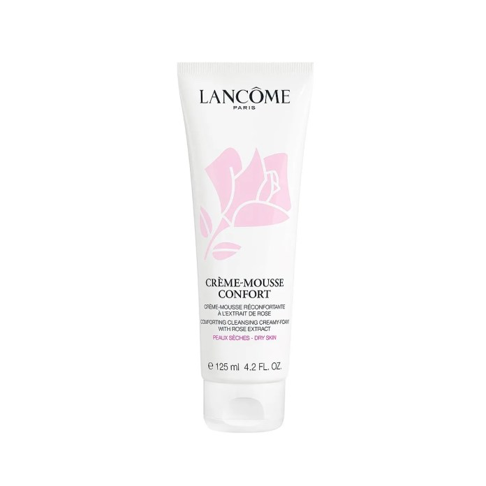 Lancôme Crème Mousse Confort Creamy Foaming Cleanser