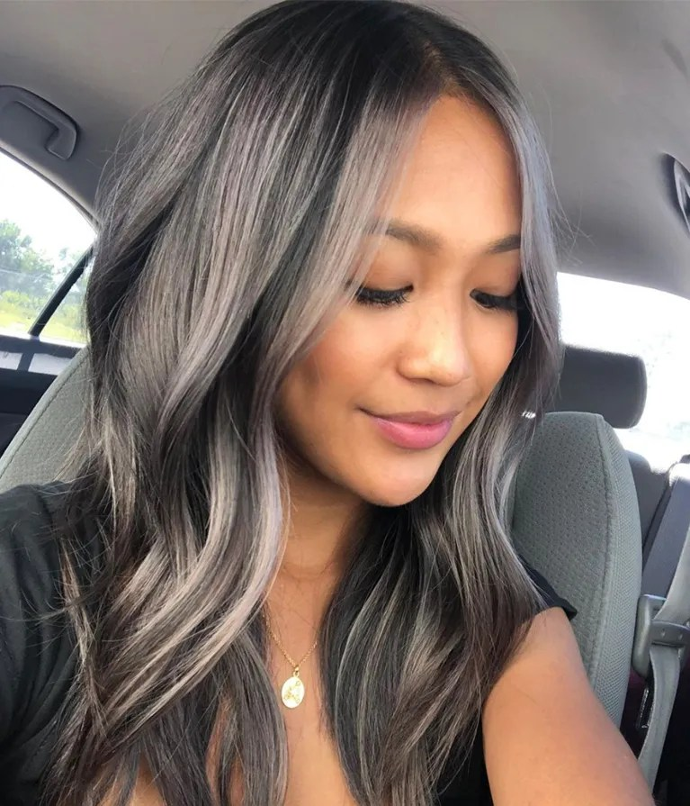 Gray Blending' Is the Gorgeous New Way to Transition Your Hair | Glamour