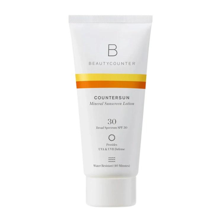 Beauty counter countersun mineral sun lotion spf30 tube