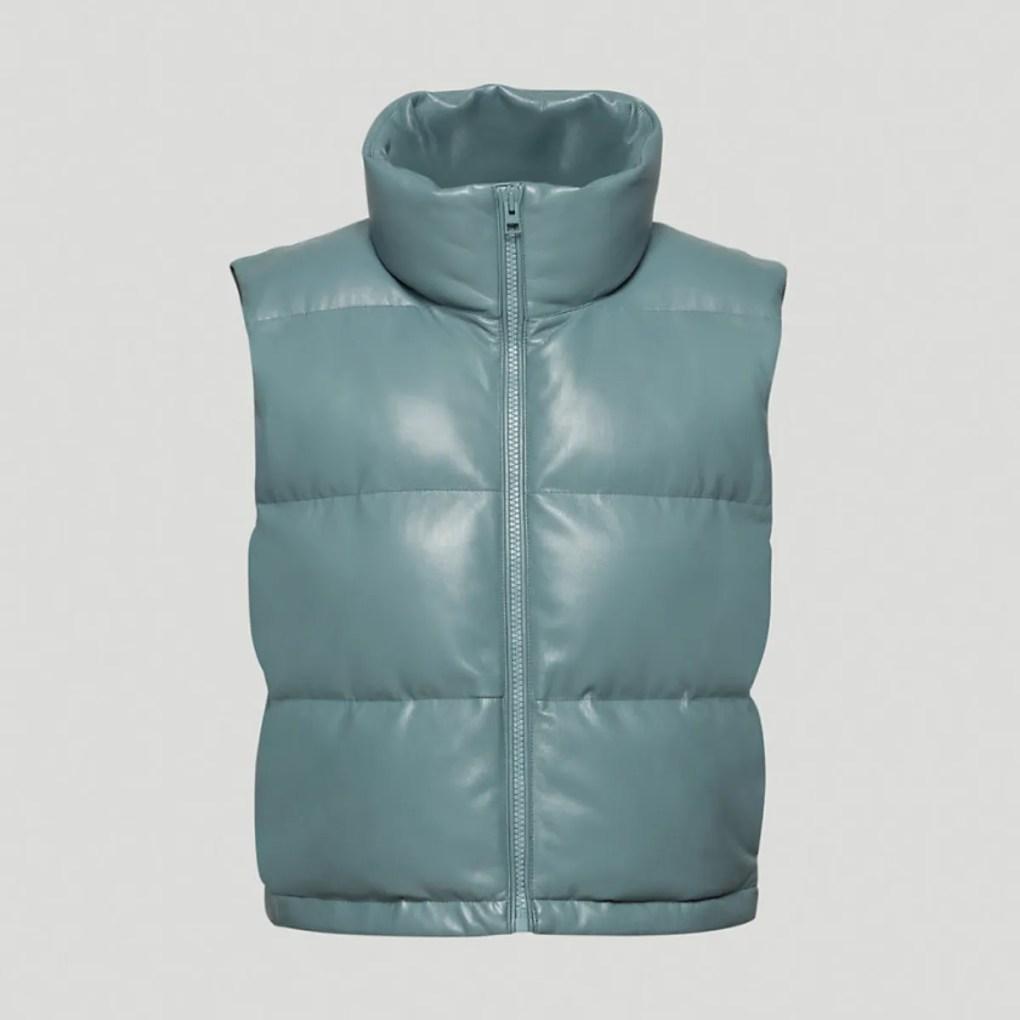 Vegan Leather Vista Vest
