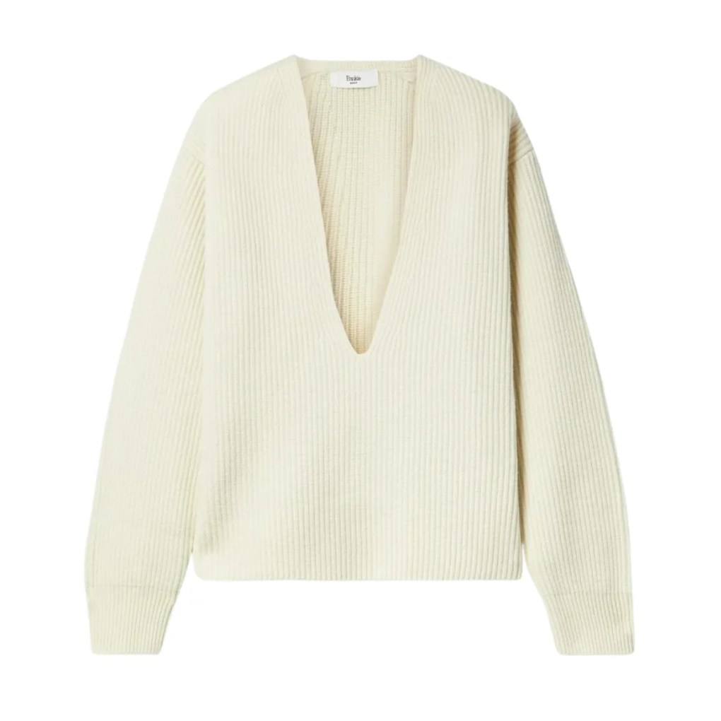 Frankie Shop Wool Sweater