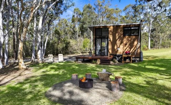 Tiny House Rental Kangaroo Valley Accommodation
