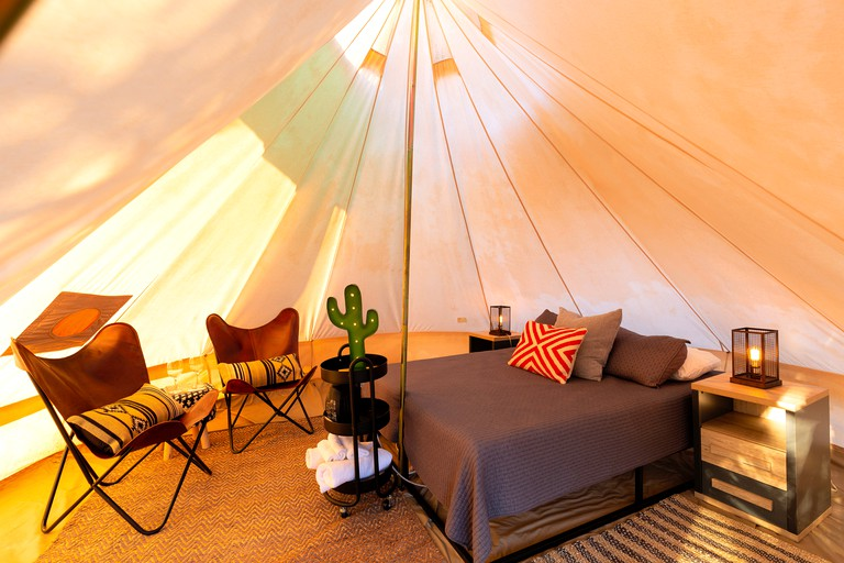 Johnson City Accommodation | Glamping near Austin. TX