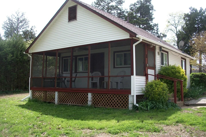 FamilyFriendly Cabin Rental near Mountain Home Arkansas