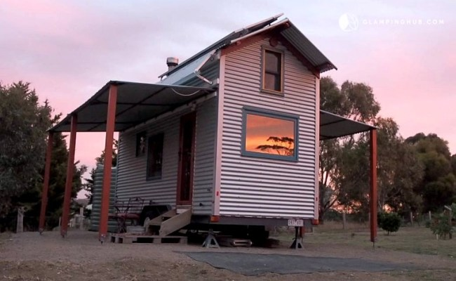 Eco Friendly Tiny House Near Castlemaine Central Victoria
