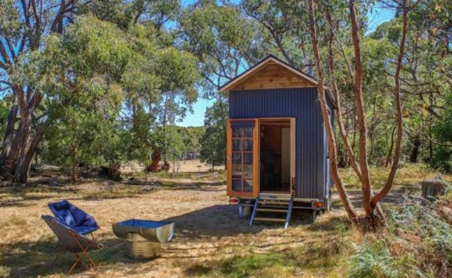Tiny House Victoria Romantic Getaway Near Melbourne