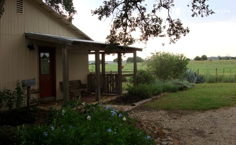 Secluded Cabin Rental near San Antonio Texas