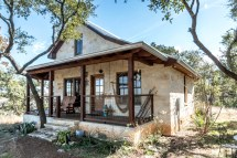 Texas Hill Country Cabins Cottages