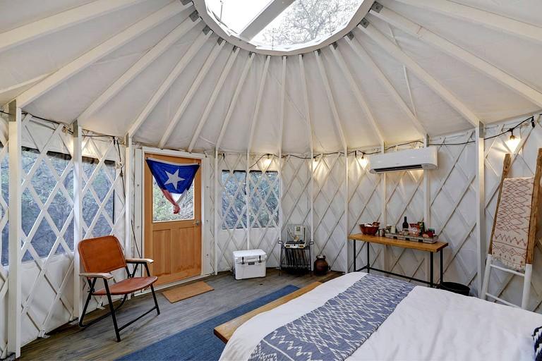 Yurt in Texas | Glamping near Austin