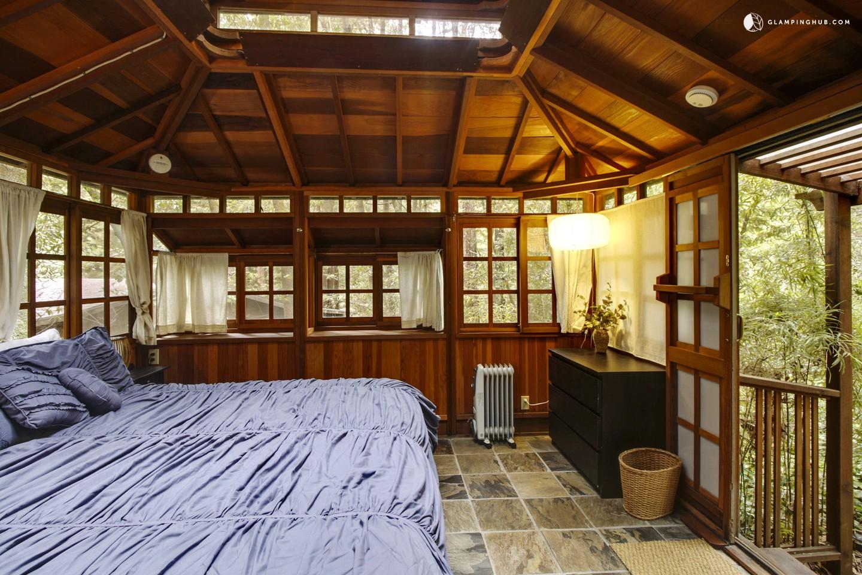 Luxury Cabin Sonoma County