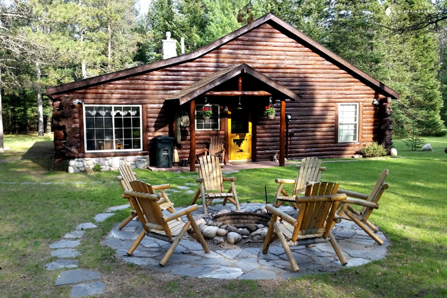 Cabin for Rent on Au Sable River Michigan