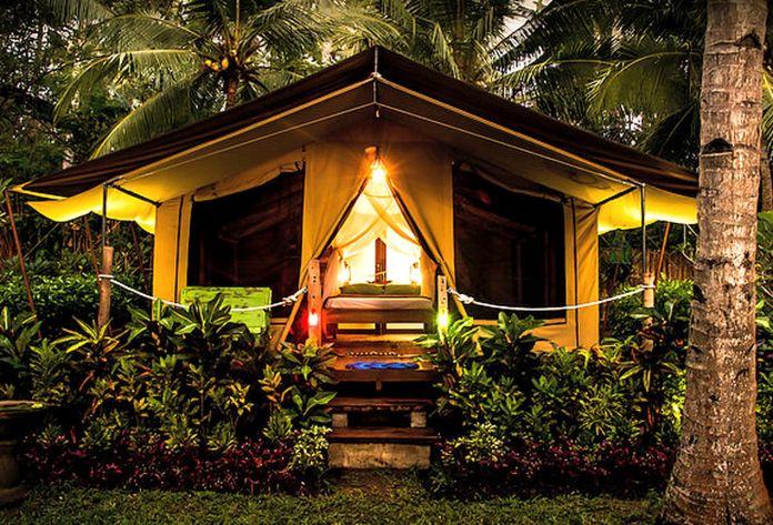 Luxury Getaway | Bali, Indonesia | Glamping Hub